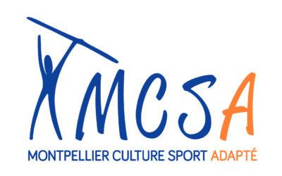 MCSA –  Montpellier Culture Sport Adapté
